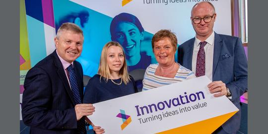 Innovation Accreditation launch picture